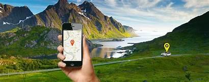 Gps Tracker Wallpapers Tracking Nature Desktop Smart
