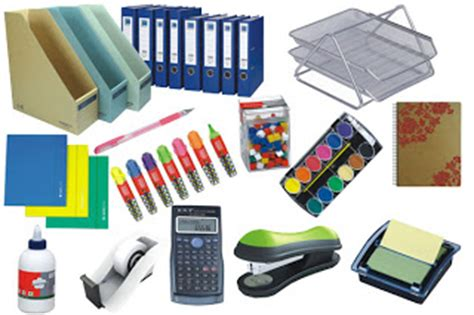 Office Supplies Essentials by List Of Essential Office Stationery Supplies You Can