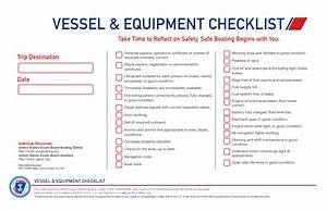 Coast Guard Boat Checklist Pictures To Pin On Pinterest