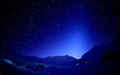 Sky Starry Background Desktop Night Cool Wallpapers