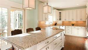Lowes Cream Color Kitchen Cabinets With Granite