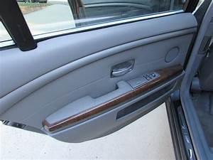 Bmw Door Panel  Rear Left E66 745li 750li