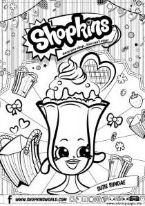 Lulu Caty  Free Coloring Pages