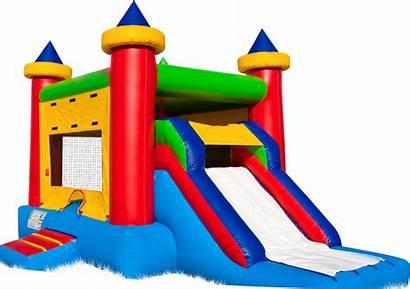 Bounce Transparent Inflatable Slide Castle Water Bouncers