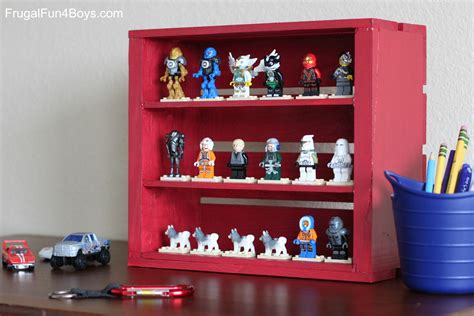 Diy Wooden Crate Lego Minifigure Display  Frugal Fun For. Basement Crown Molding Ideas. Kitchen Renovation Ideas 2013. Diy Ideas For Vertical Blinds. Cost Effective Kitchen Remodel Ideas. Birthday Party Ideas Jersey Channel Islands. Bathroom Ideas For A Mobile Home. Small Wedding Ideas For Winter. Kitchen Decorating Ideas Pinterest