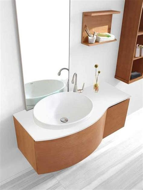 Curved Bathroom Vanity Top A Collection Of Bathroom Vanities With Curved Fronts