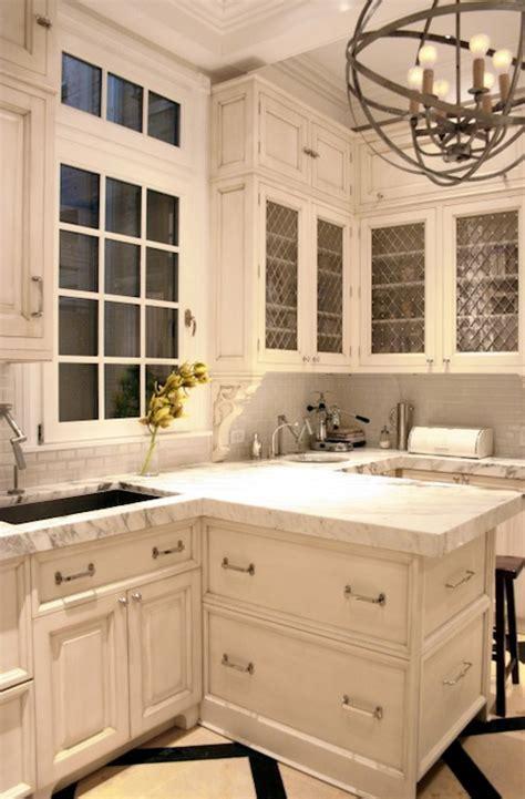 Glazed KItchen Cabinets   Transitional   kitchen   KItchen Lab
