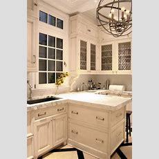 Distressed Kitchen Cabinets  Cottage  Kitchen  Coastal