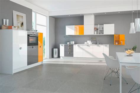 kitchen ideas colours clever storage nolte kitchens fresh colours for newcomers