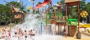 les plus beaux campings en aquitaine With camping arcachon avec piscine couverte 2 camping arcachon piscine camping parc aquatique