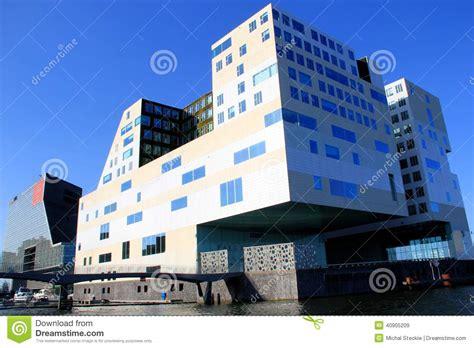 Amsterdam, L'olanda, Architettura Moderna E Progettazione
