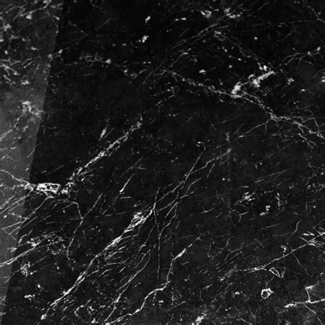 Pvc Bodenfliese Weiß Schwarz by Bodenfliese Saturn Feinsteinzeug Poliert Schwarz