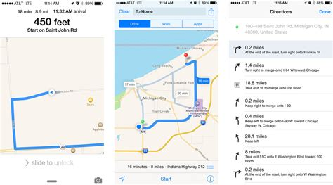 how to set maps as default on iphone best turn by turn navigation apps for iphone imore
