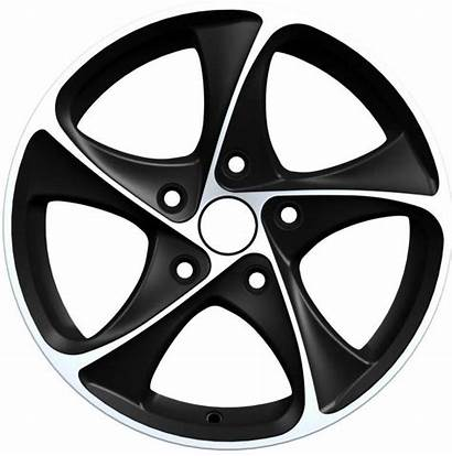 Alloy Wheels Inch Hole Painted Vehicle Lip