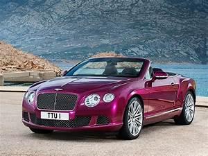 Bentley Continental Gt Speed : the new bentley continental gt speed convertible ~ Gottalentnigeria.com Avis de Voitures
