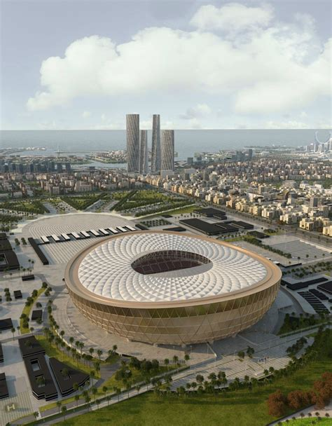 Jun 21, 2021 · from its successful bid to hold the 2022 world cup to its preparations for the monthlong tournament, qatar has been a controversial choice. Qatar 2022 World Cup Final Stadium Revealed - Average Joes ...
