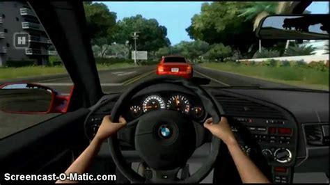 bmw simulator youtube
