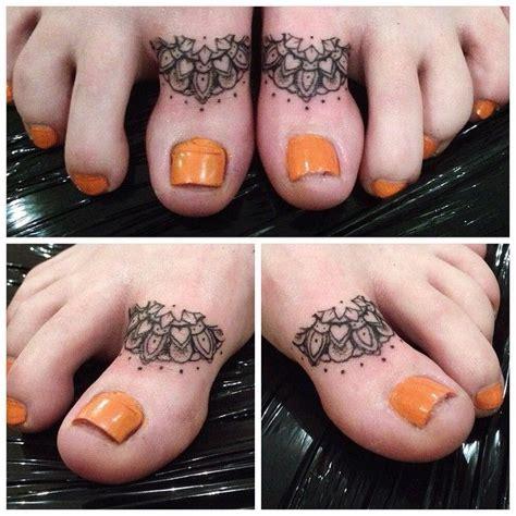 toe tattoos ideas  pinterest