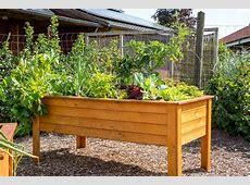 Hochbeet Gartengestaltung mal anders – Ernte auf Augenhöhe