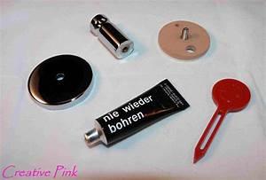 Nie Wieder Bohren Kleber : showroom by creative pink nie wieder bohren ~ A.2002-acura-tl-radio.info Haus und Dekorationen