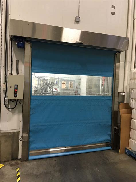 high speed doors high speed roll  doors strip