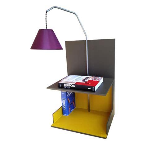 table de chevet esprit industriel r 233 tro boutique