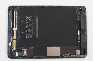 iPad Mini Inside Diagram