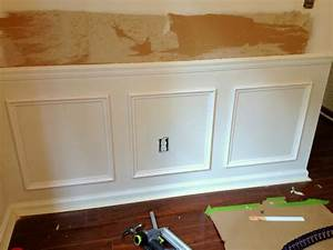 Puttin' On The Ritz (Picture Frame Molding!) • Ugly