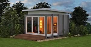 Haus Anbau Modul : wir schaffen freiraum komfortmodelle zweithaus gmbh ~ Lizthompson.info Haus und Dekorationen