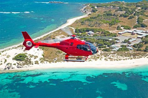 Rottnest Boat Landing Fee by Hillarys Rottnest Helicopter Ferry Package