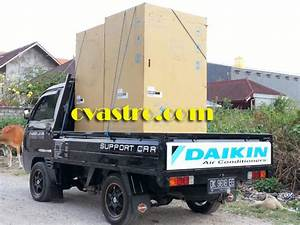 Ac Split Duct Daikin Project Di Bali