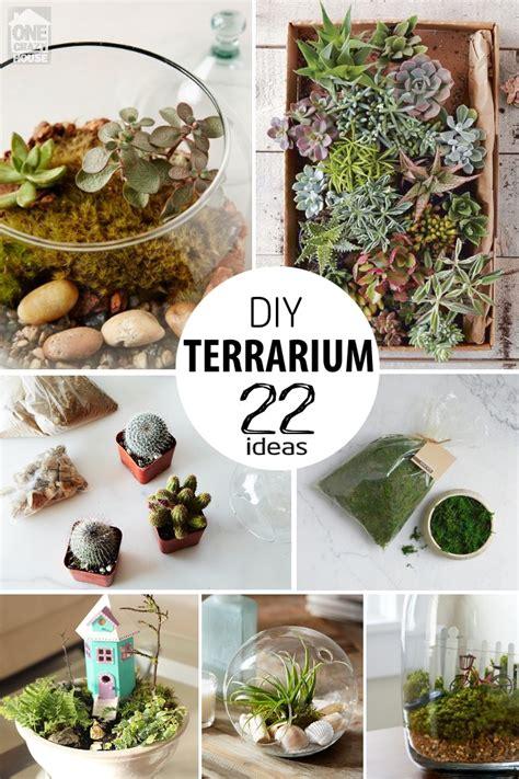how yo make a terrarium 22 ways to make a terrarium