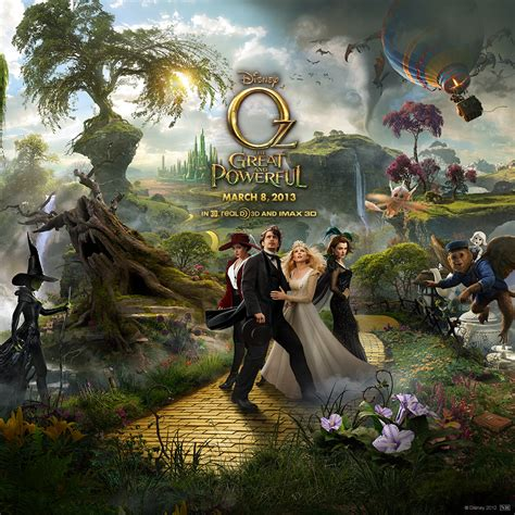 oz  great  powerful wallpapers