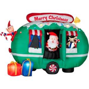 Halloween Yard Inflatables 2012 by Inflatable Santa Inflatable Christmas Decorations