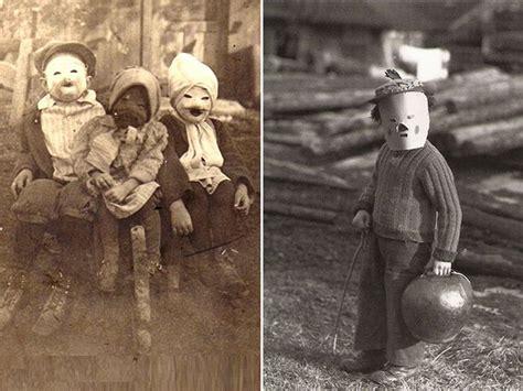 creepy vintage halloween costumes