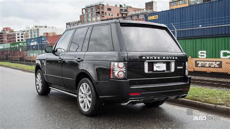 Land Rover Range Rover Picture by 2012 Land Rover Range Rover Autobiography Supercharged