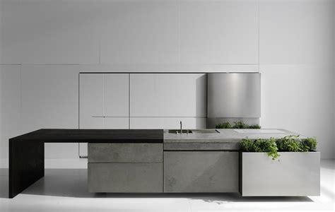 beton cuisine cuisine en béton steininger