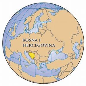 Relief Of Bosnia And Herzegovina