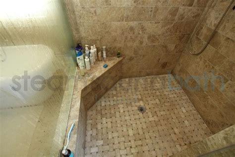 tiled shower shelf steam shower corner bench and shelf photo gallery and