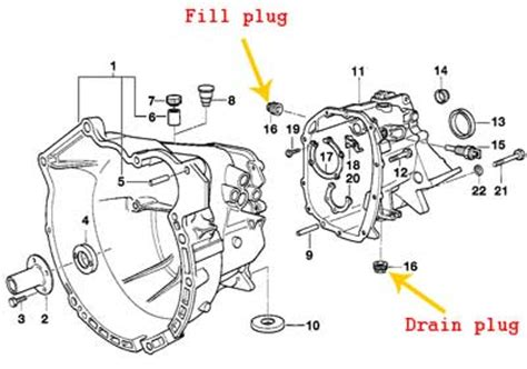 93 Ranger Wiring Diagram Auto Transmission by E39 Manual Transmission Fluid Change Reviews