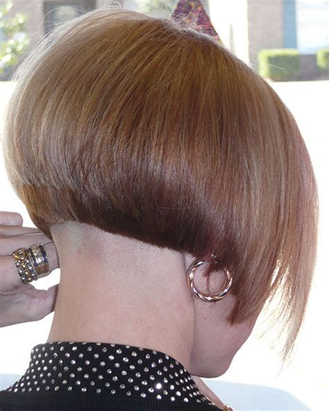 nape bob haircuts hairstyles for