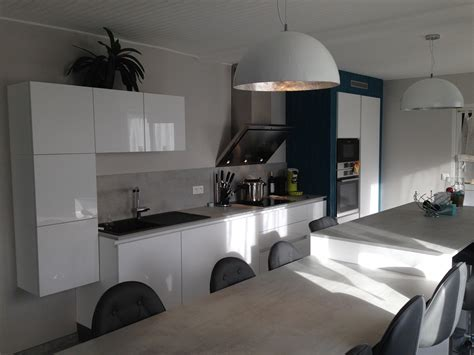 habitat cuisine cuisine avec îlot cuisines habitat