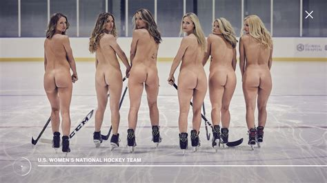 Pictures Of The Us Womens National Hockey Team Nude For Espn