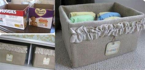 fabriquer des boites de rangement en id 233 es pour recycler vos bo 238 tes 224 chaussures et vos cartons