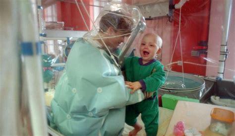 chambre sterile pour leucemie quand j 39 étais bébé bulle l 39 express