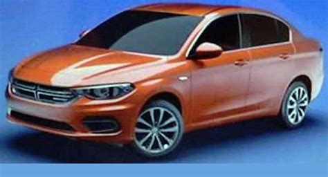 Fiat Tipo Going To Mexico As Rebadged Dodge Neon Carscoops
