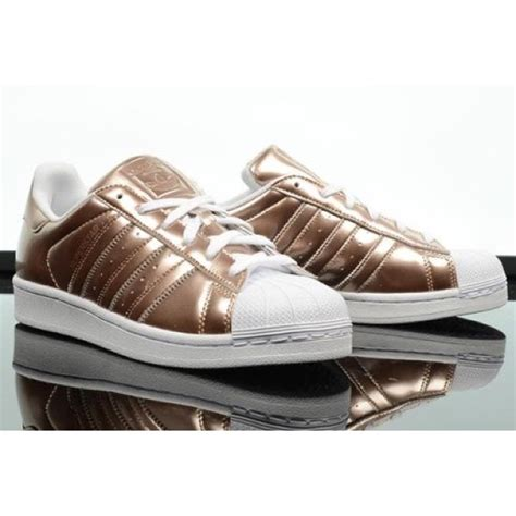 Adidas  • rose gold Adidas Superstar • from !!!*s's