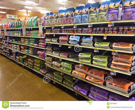 pet food at petsmart eugene or editorial image image