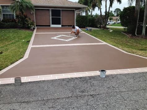 how to design a driveway designer driveways port st lucie florida home painting ideas