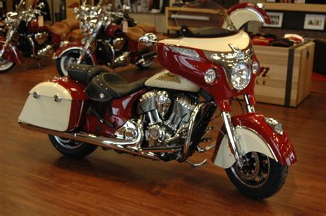 Indian Chieftain Picture by 2015 Indian Chieftain Indian Ivory Motorcycle